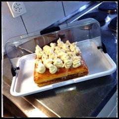 Le gâteau monté
