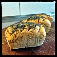 Après la cuisson du pain