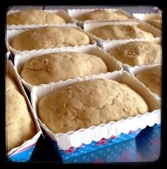 Mise en forme des pains