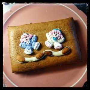 Biscômes aux amandes